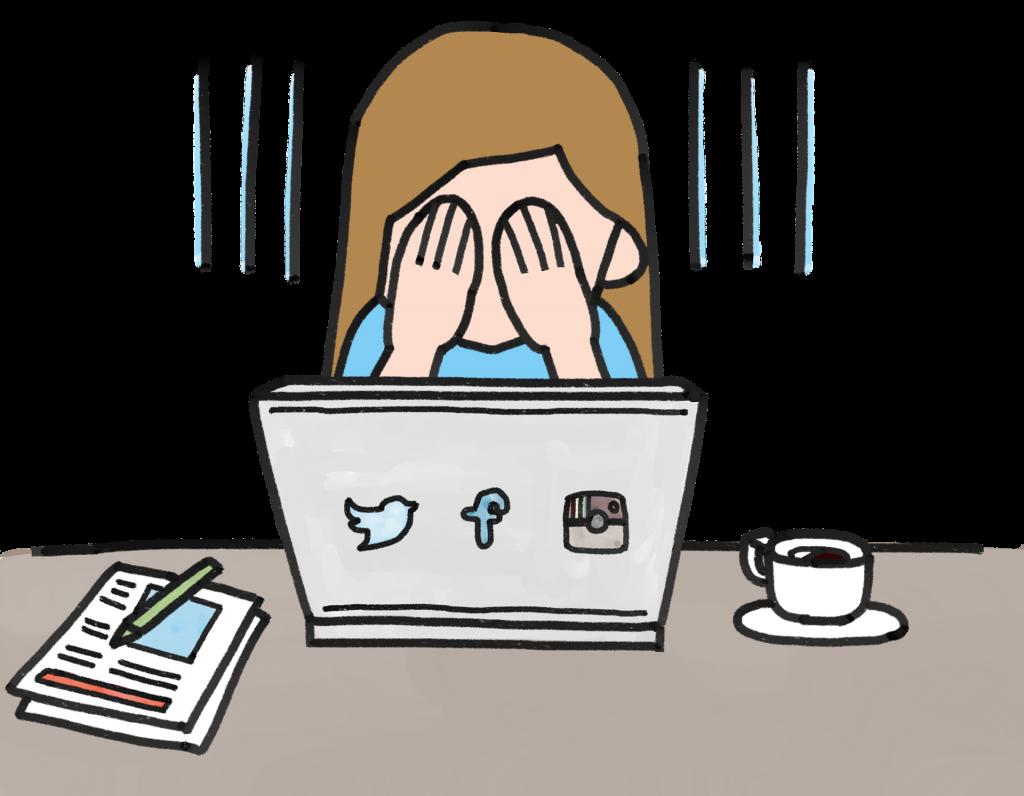email frustration